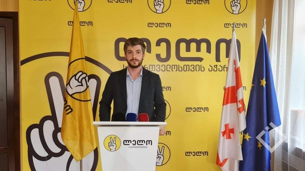 დაკავებული ათობით ახალგაზრდების გათავისუფლების სანაცვლოდ ''ქართული ოცნება''ხმებს ითხოვს - ლელო