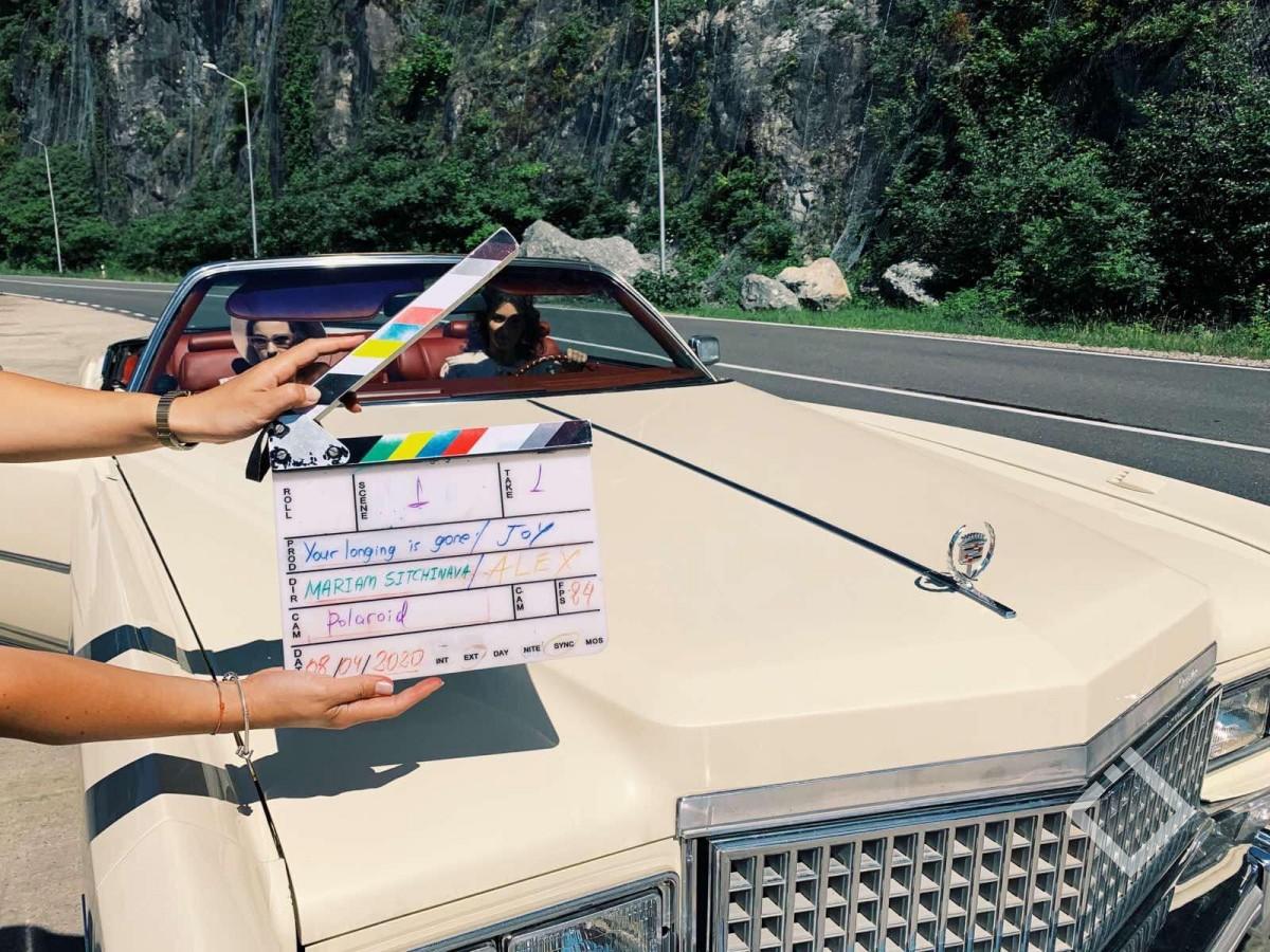 ქეთი მელუა აჭარაში ვიდეოკლიპებს იღებს